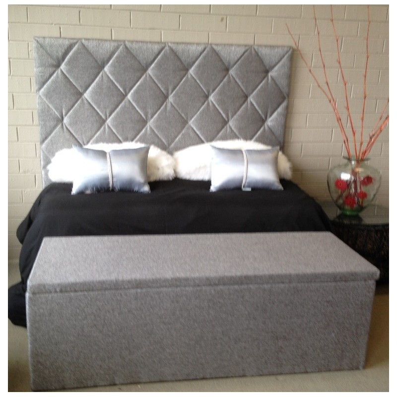 Queen Size Upholstered Bed Head Upholstered Headboard