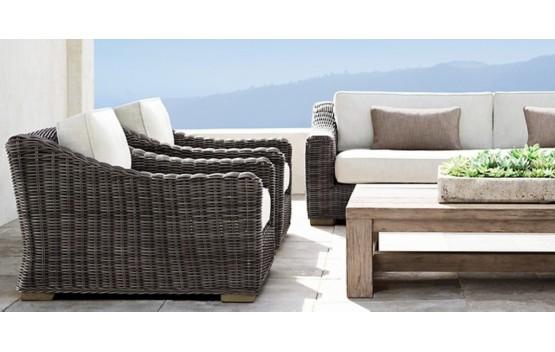 The Portsea Deep Seater Lounge setting