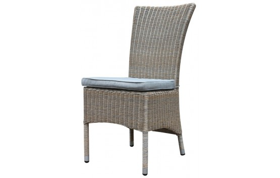 Canberra High Back Outdoor Dining chair