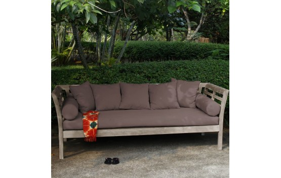 Teak Daybed, Teak Outdoor Lounge