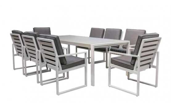 The White Haven Aluminium Dining