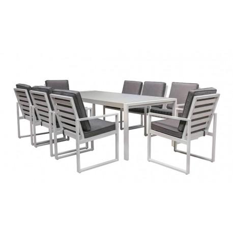 The White Haven Aluminium Dining