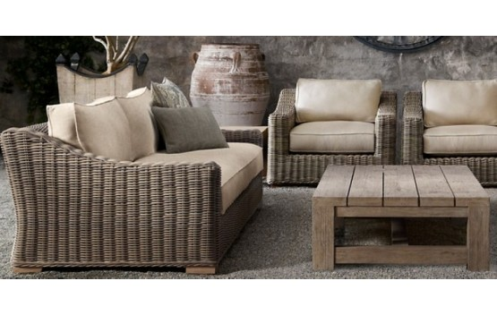 The Portsea Deep Seater Lounge setting