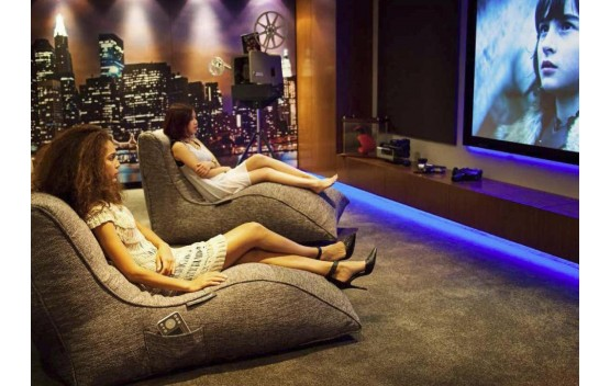 The Avatar Home Cinema Lounge