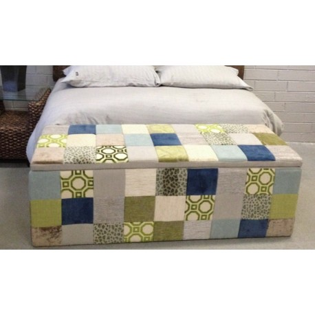 THE PATCH BLANKET BOX