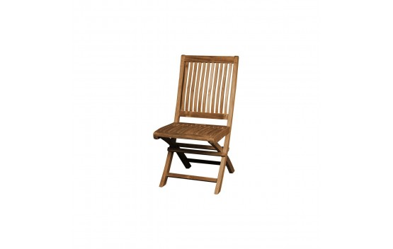 Madeira Folding Teak Chair