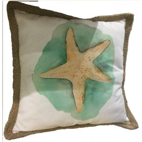 Star Fish Indoor Scatter Cushion 45 x 45 cm