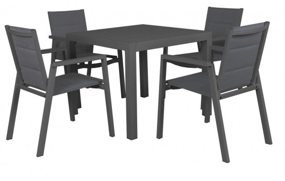 The Prahran 5 Piece dining set