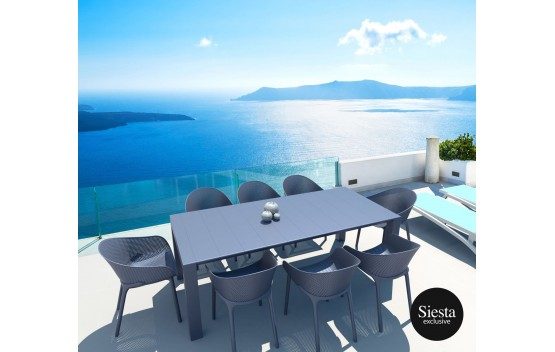 Vegas Sky Dining Extension table setting
