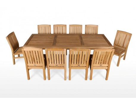 Kingston Dining Set