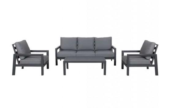 The Matzo Lounge set