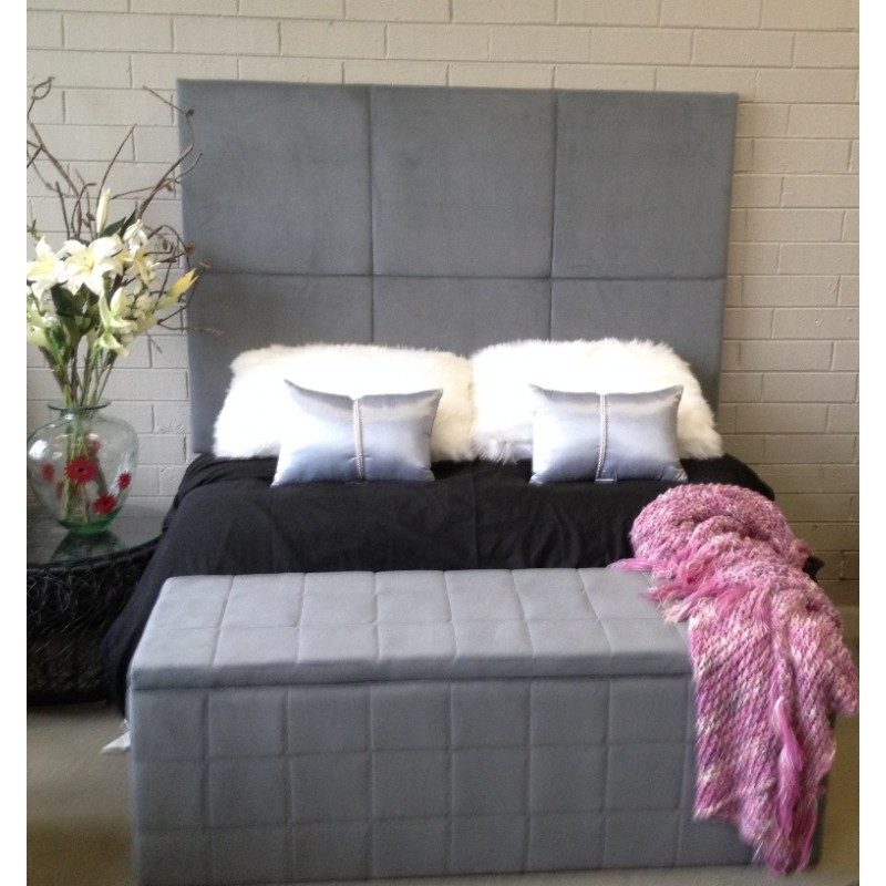 The Block Queen Size Bed Head Plumindustries