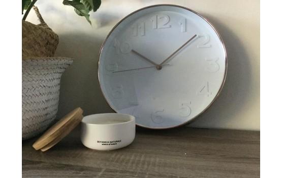 Designer Copper metal Wall Clock